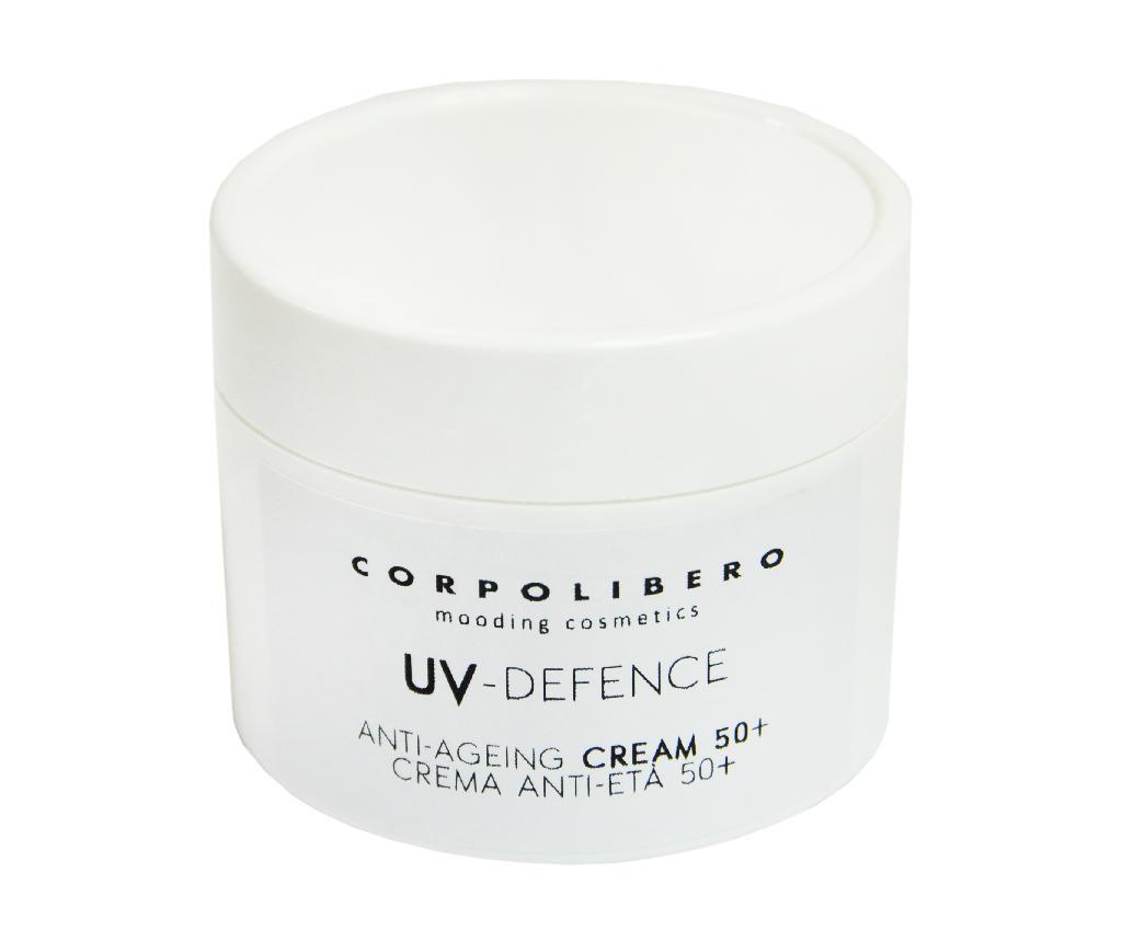 SPF 50 UV Defence UV-szűrős hidratáló arckrém 50 ml