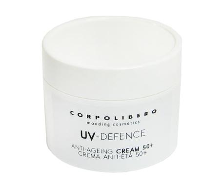 Crema protectie solara anti-imbatranire SPF 50 UV Defence 50 ml