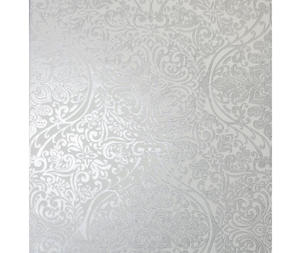 Ogee Silver Kiss Foil Fotótapéta 53x1005 cm