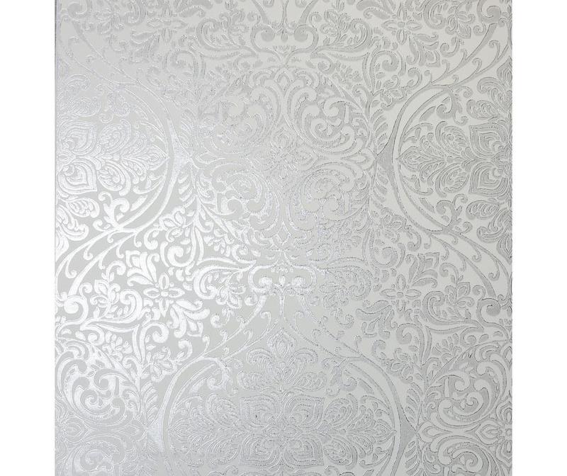 Fototapeta Ogee Silver Kiss Foil 53x1005 cm