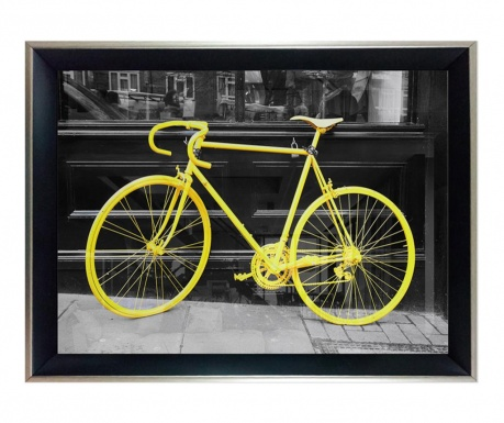 Yellow Bike Kép