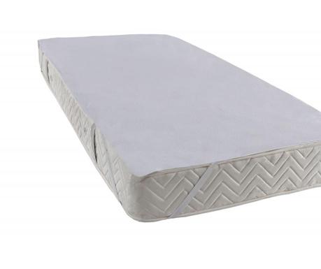 Protectie matlasata pentru saltea 160x200 cm