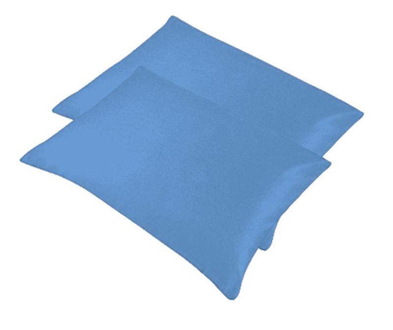 Set 2 prevlek za vzglavnik Bogo Sky Blue 50x70 cm