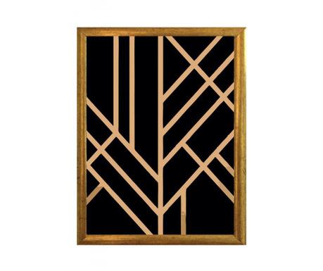 Πίνακας Pineapple 23x33 cm