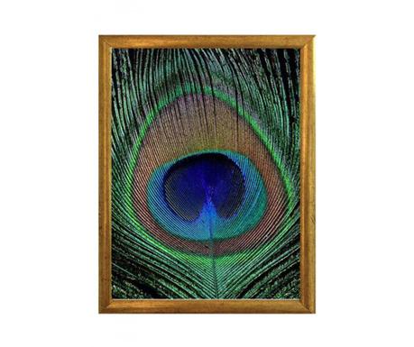 Πίνακας Peacock 23x33 cm