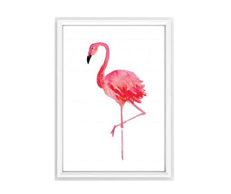 Πίνακας Flamingo 30x40 cm