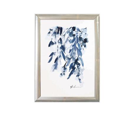 Blue Sarkit Kép 23x33 cm