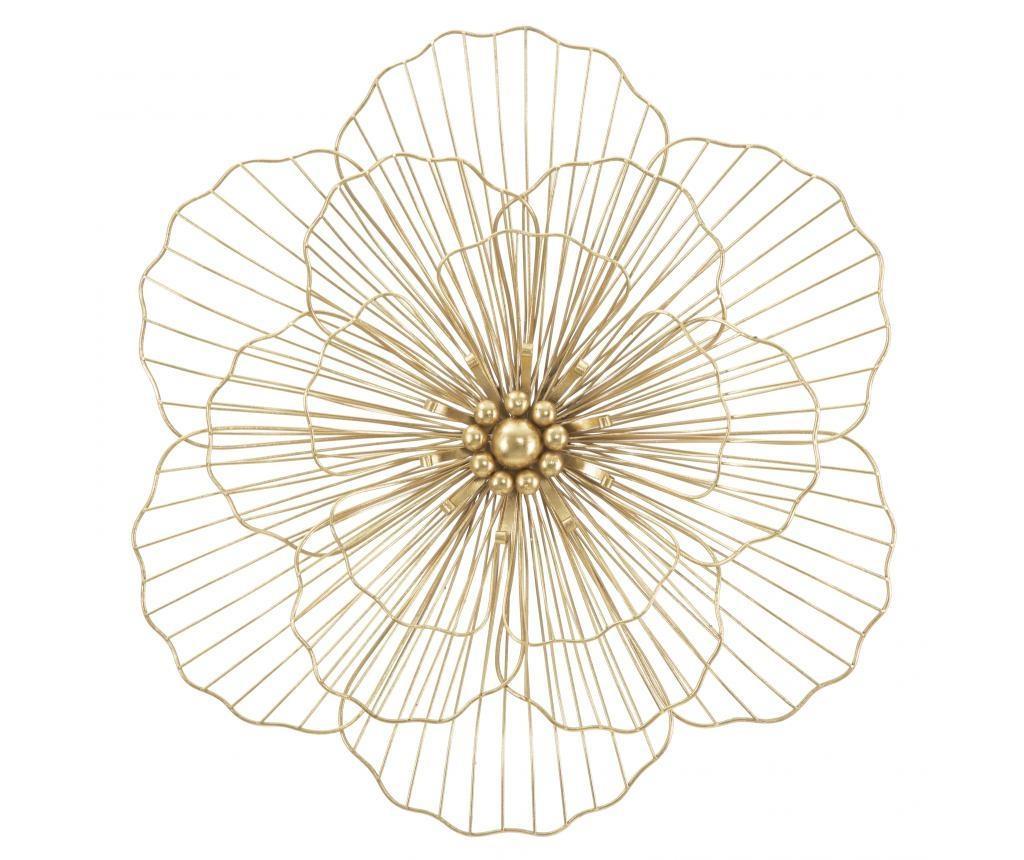 Glam Flowery Fali dekoráció