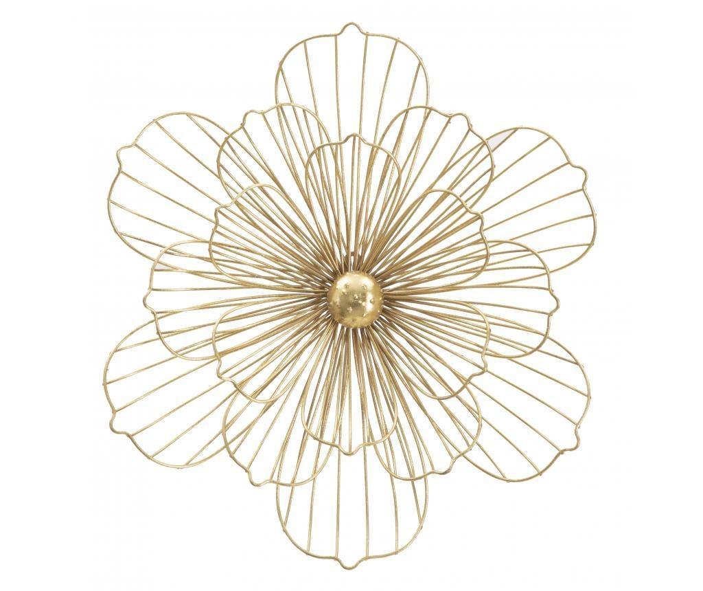 Decoratiune de perete Glam Flowery
