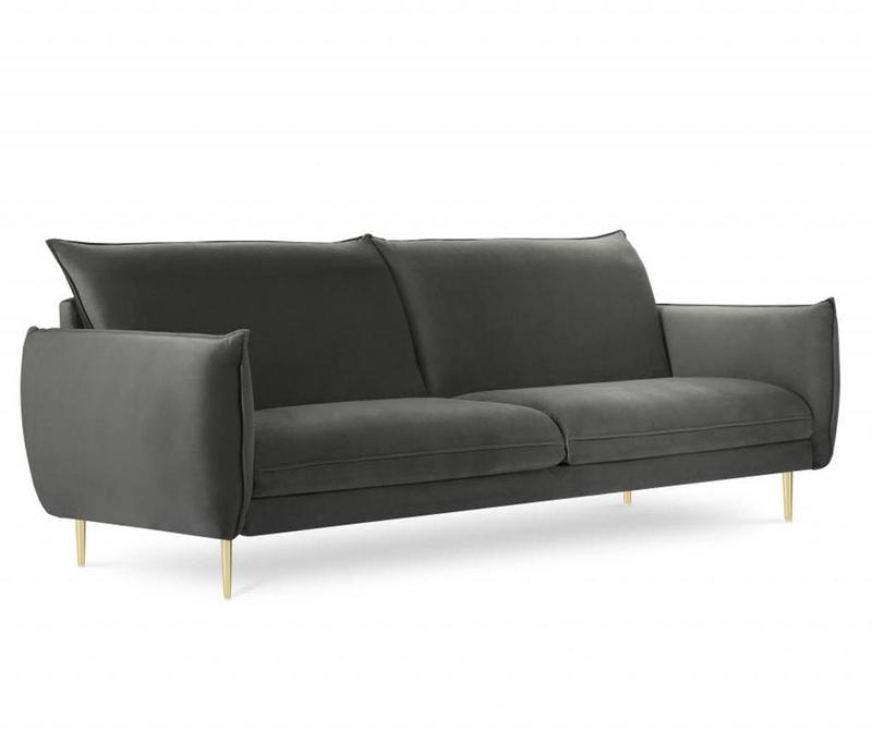 Sofa cu 3 locuri Biagio Grey