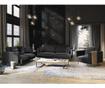 Sofa cu 3 locuri Brunello Dark Grey