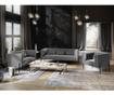Sofa cu 3 locuri Carla Grey