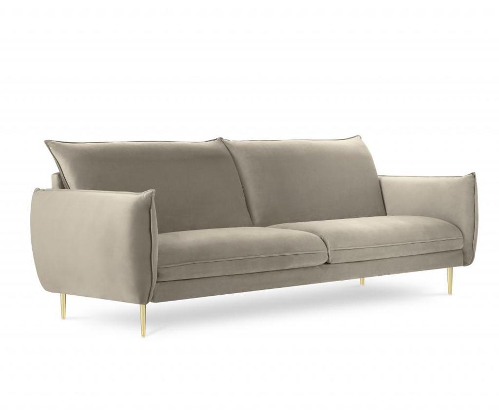Sofa cu 4 locuri Biagio Beige