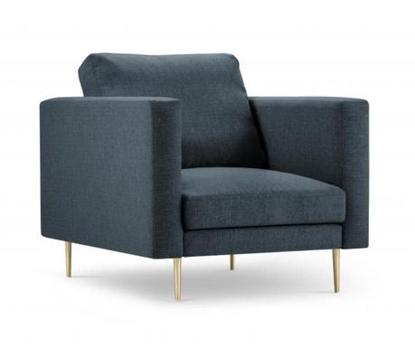 Fotelj Flavio Blue