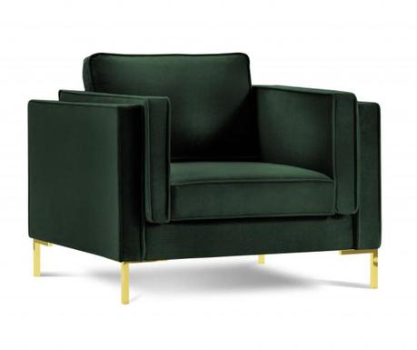 Fotelj Giuseppe Bottle Green