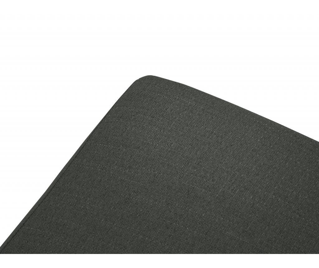 Taburet Flavio Dark Grey