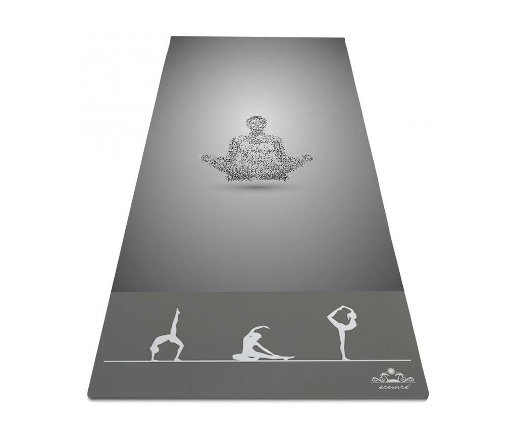 Saltea pentru yoga 65x185 cm
