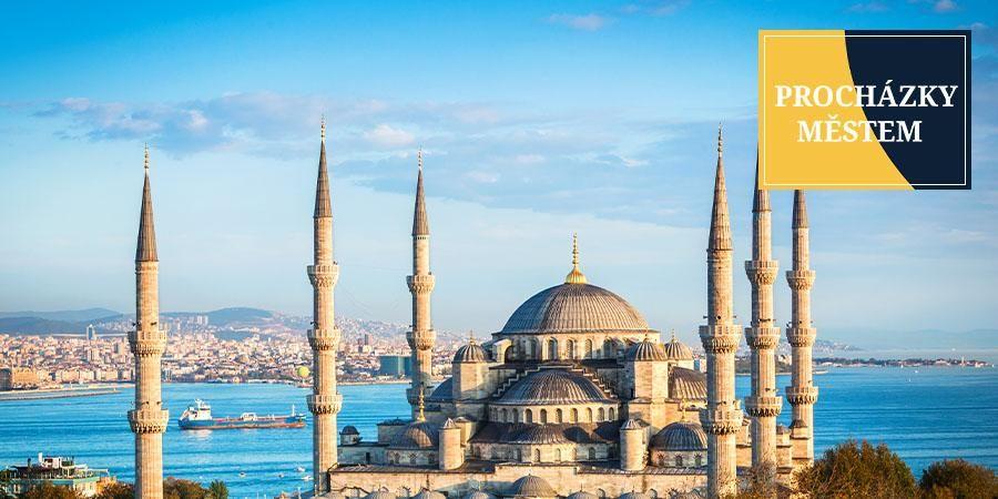 City Break v Istanbulu