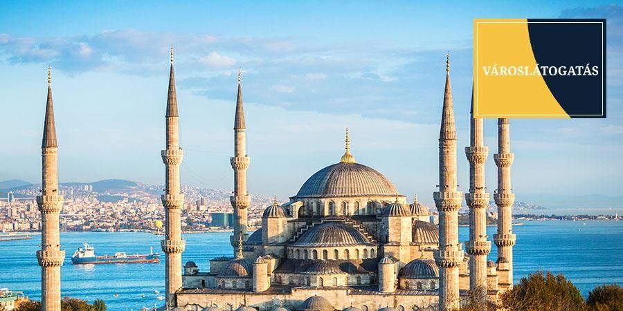 Isztambul városlátogatás