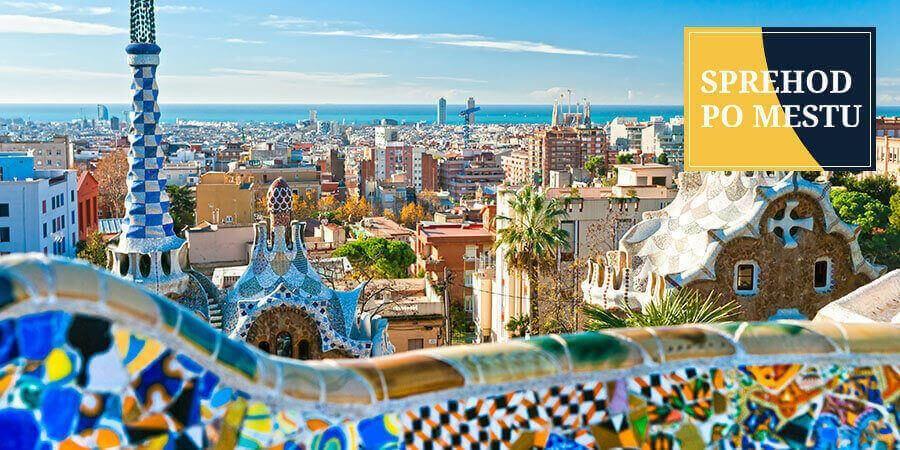 Sprehod po Barceloni