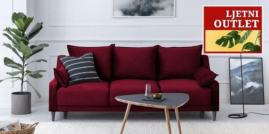 Ljetni Outlet: Sofe i fotelje