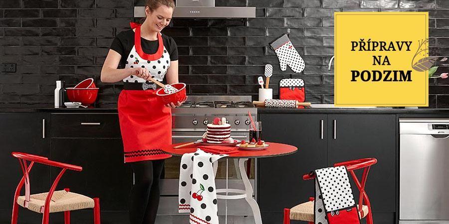 Přípravy na podzim: Dekor v kuchyni