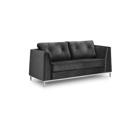 Sofa dvosjed Amour Dark Grey