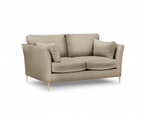 Sofa dvosjed Paris Sand