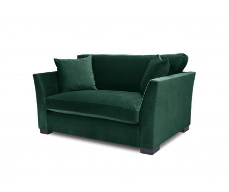 Sofa dvosjed Times Bottle Green