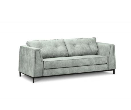 Sofa trosjed Cannes Mint Grey