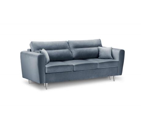 Sofa trosjed Deauville Light Blue