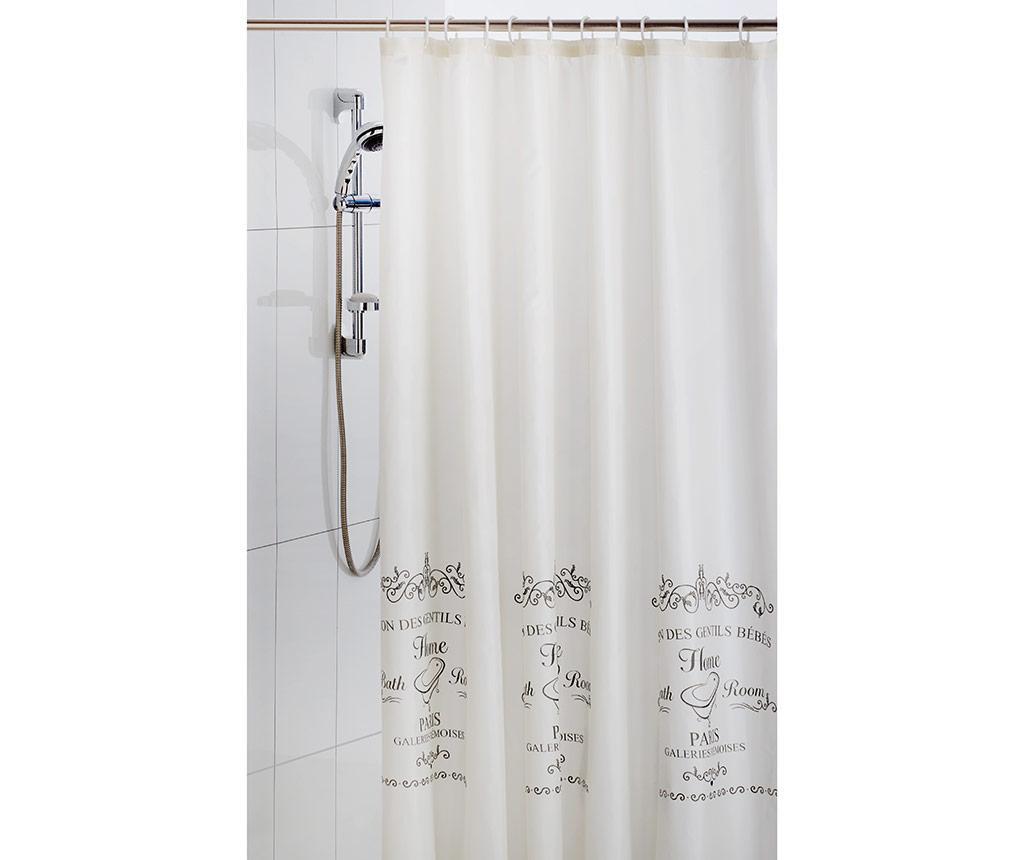 Zavjesa za tuš Paris Bath Rooms 180x180 cm