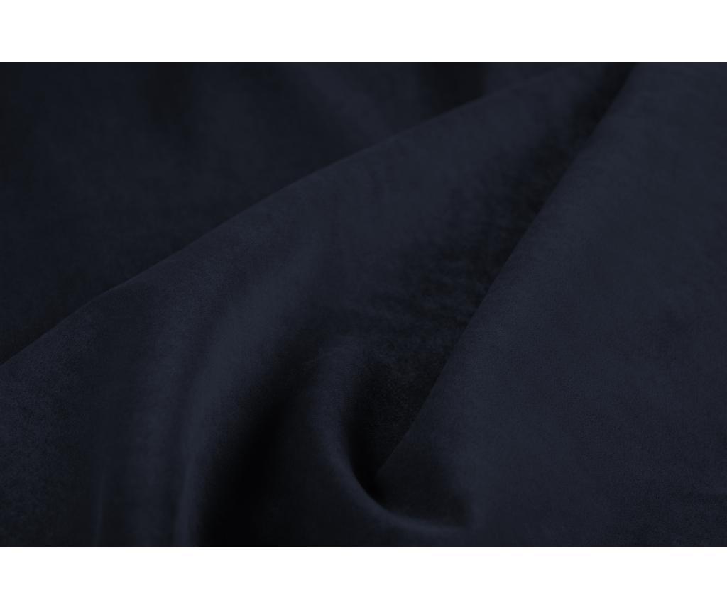 Coltar dreapta extensibil 6 locuri Gaia  Dark Blue