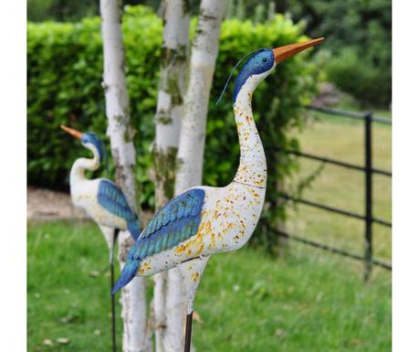Decoratiune de gradina White Bellied Heron