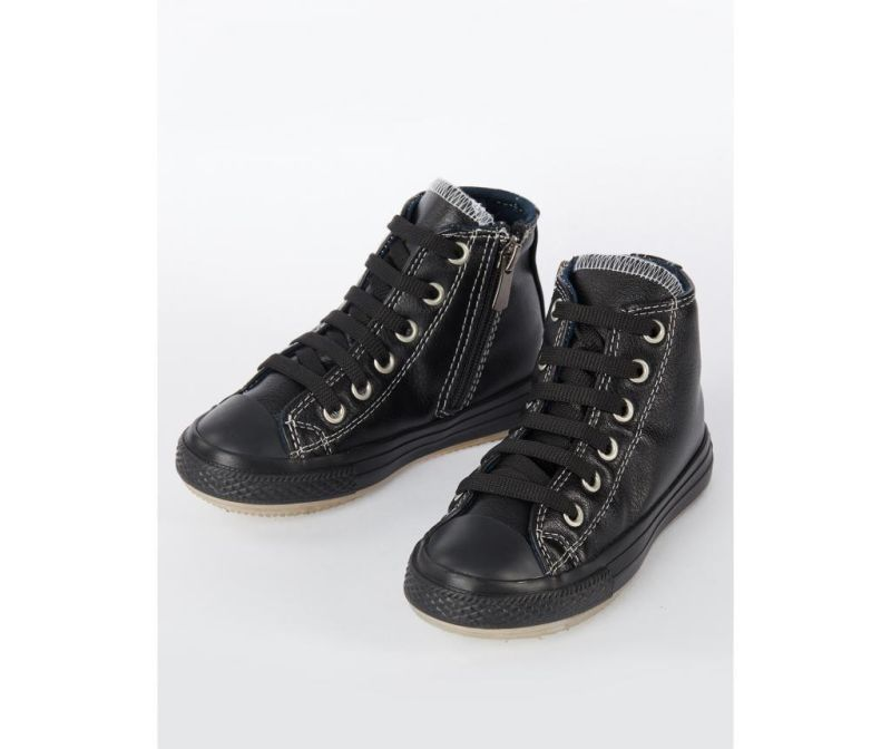 Tenisi copii Black High 28