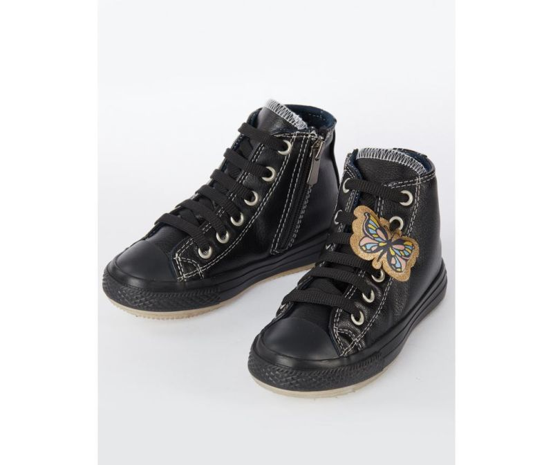 Tenisi copii Black High 30