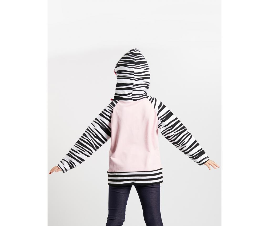 Hanorac Zebra Girl 6 ani