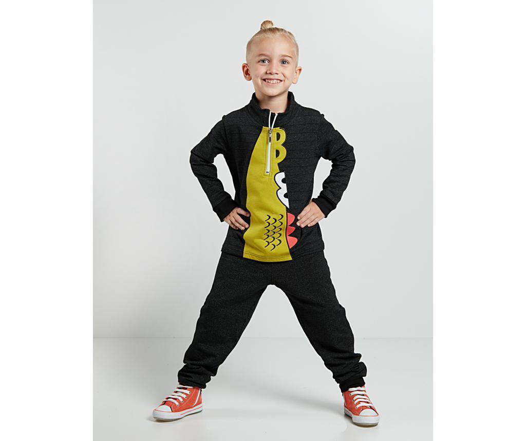 Set bluza si pantaloni copii Green Crocodile 7 ani