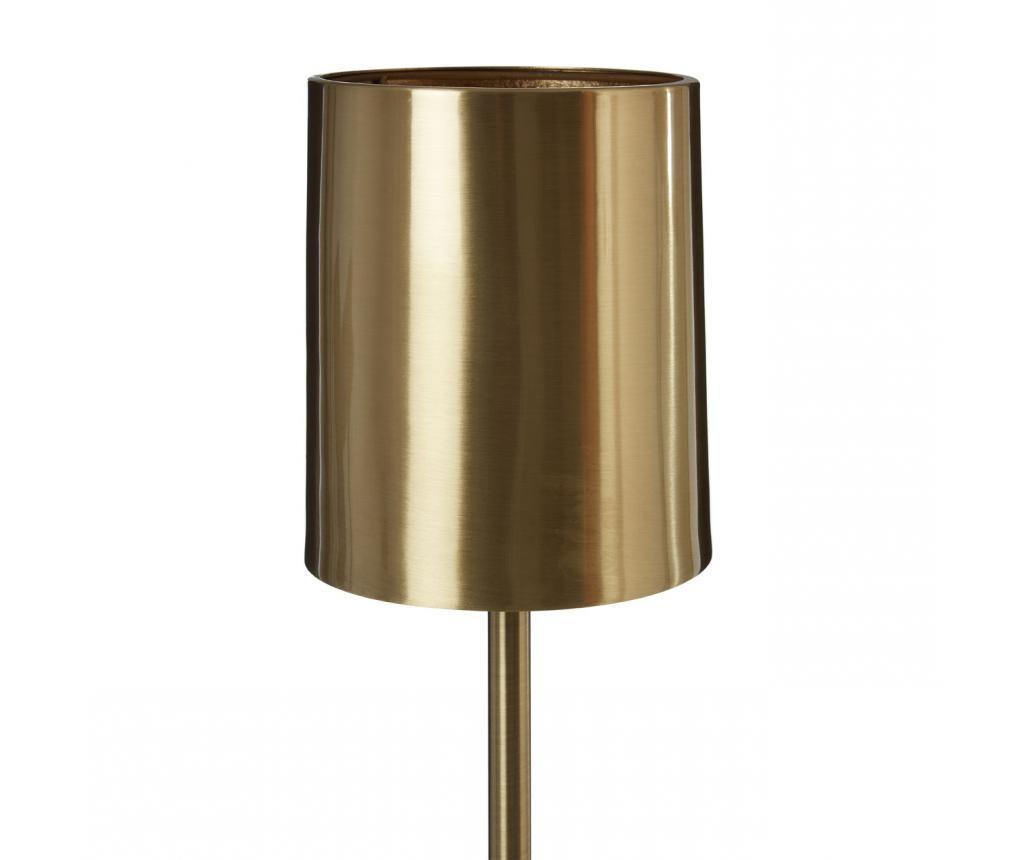 Stolna lampa Palais Yellow and Gold