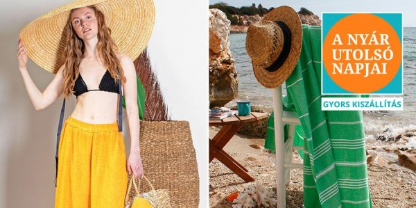 A Nyár Utolsó Napjai: Strand kiegészítők