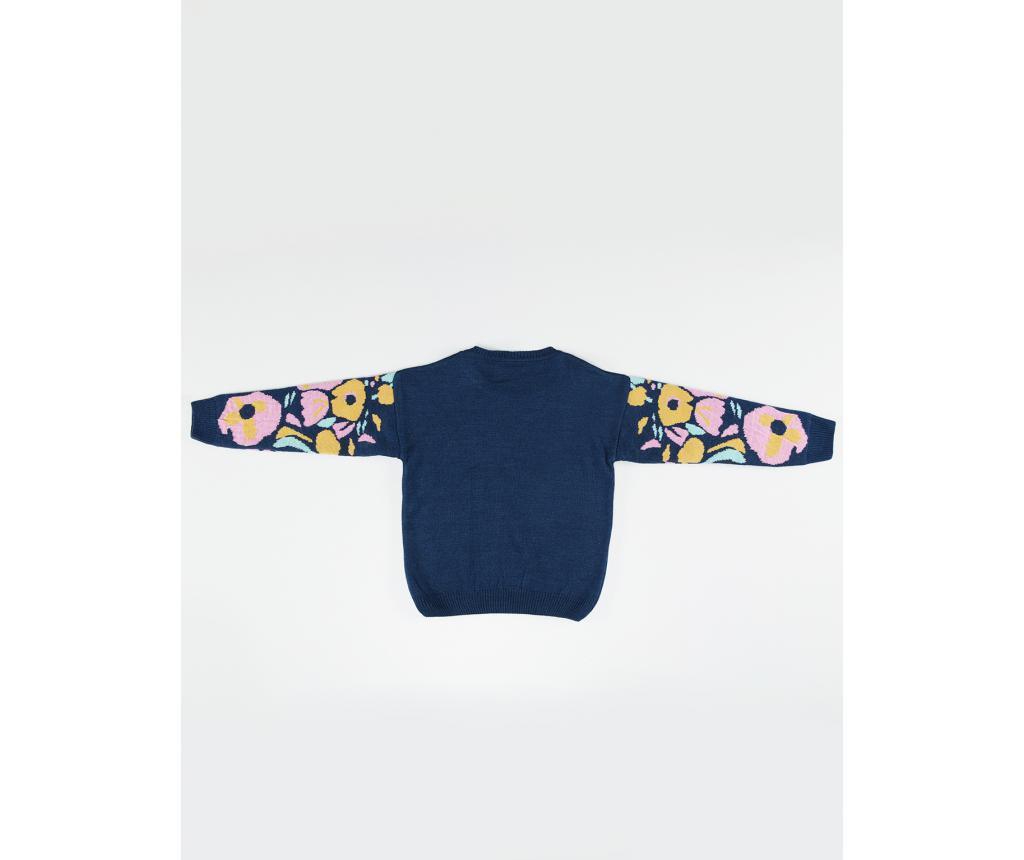Dječji džempžer Flowers 7 god.