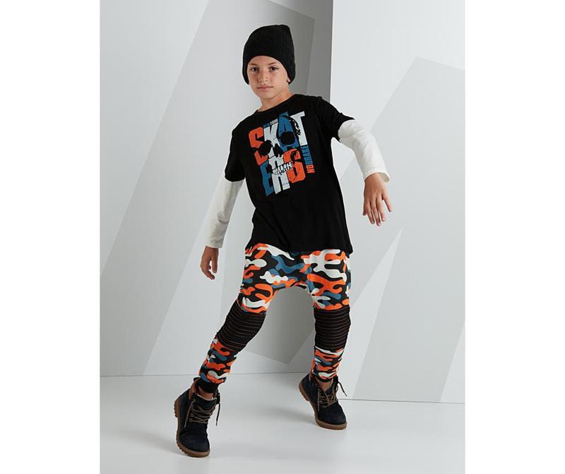 Set dječja bluza i hlače Skater Camouflage 9 god.