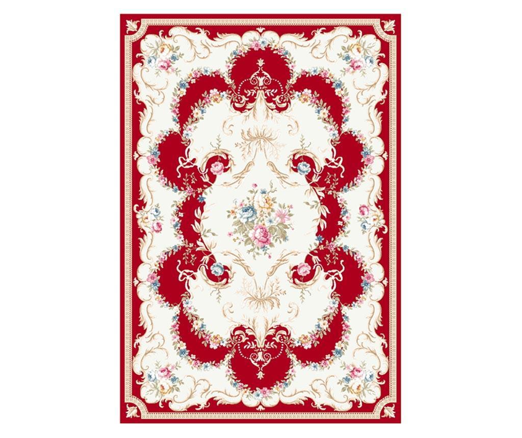 Covor Elizabeth Red 75x150 cm