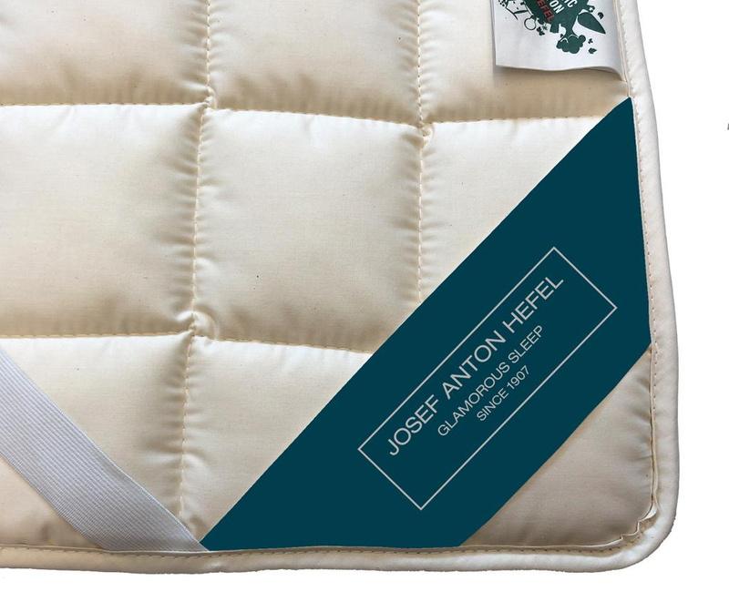 Nadvložek Organic Cotton 100x200 cm
