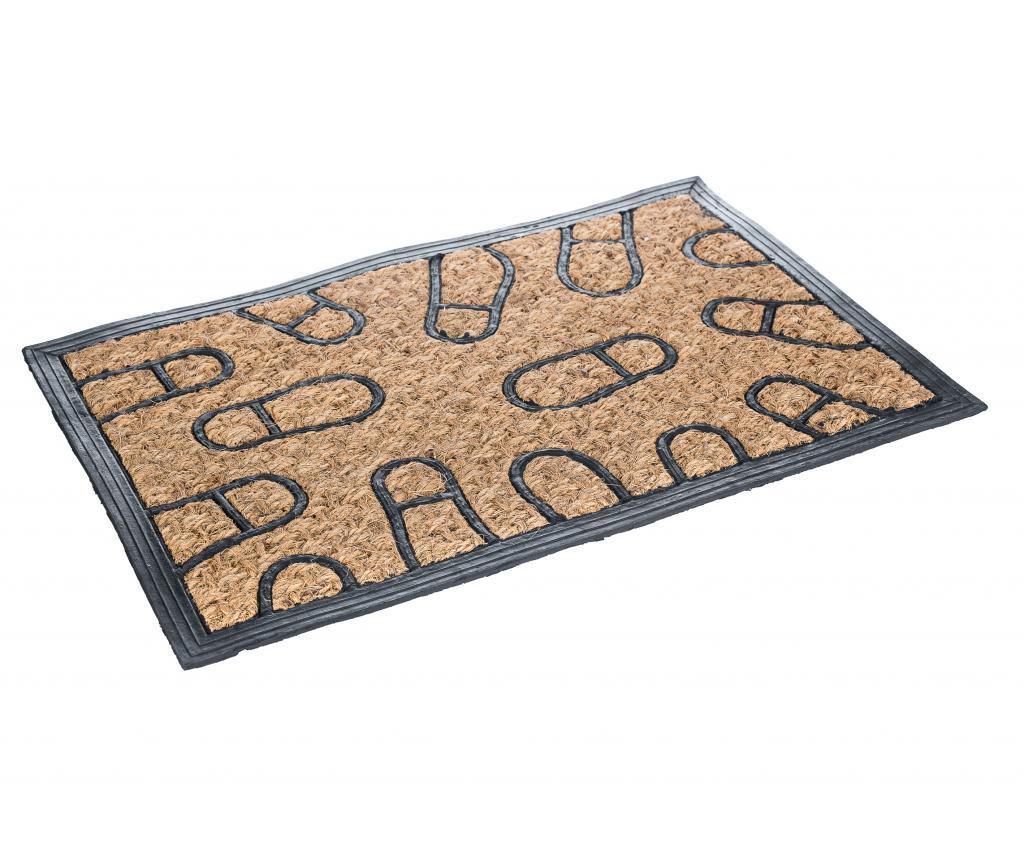 Lábtörlő szőnyeg 40x60 cm