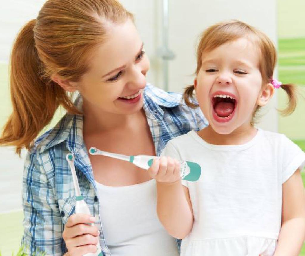 Frog Elektromos fogkefe gyerekeknek