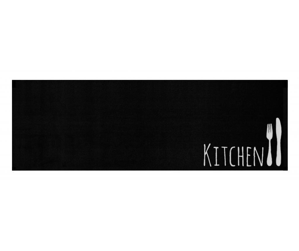 Kuhinjski tekač Kitchen Cutlery 50x150 cm