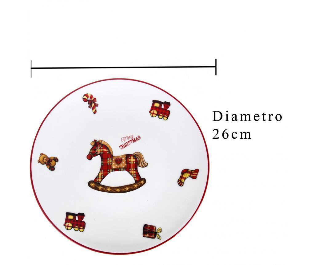 Set 2 platouri decorative