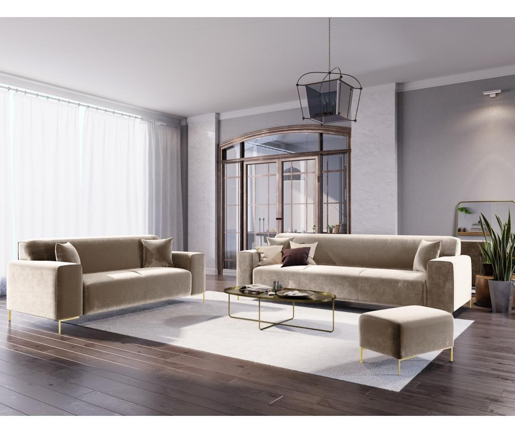 Sofa dvosjed Modena Cream