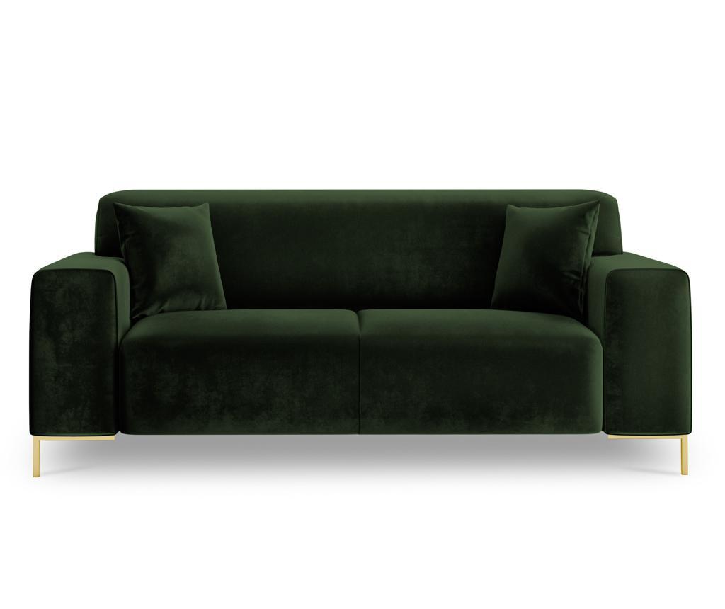 Sofa dvosjed Modena Bottle Green